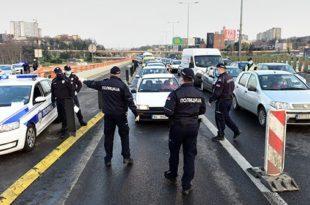 Драконске санкције: Након масовног хапшења на Газели стигле хитне казне возачима (видео)