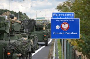 Пољска запретила мигрантима: Ако приђете граници – пуцаћемо