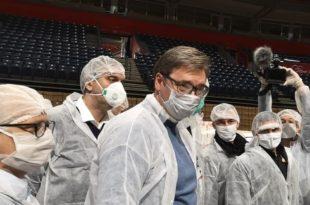 Вучић и екипа су НАЈОДГОВОРНИЈИ за ширење заразе корона вируса у Србији! (фото, видео)