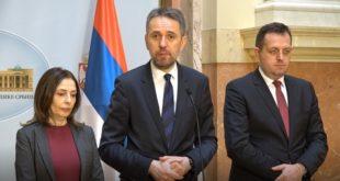 Радуловић: Грађани јављају да се током ноћи дешавају разне ствари по Србији, а нема информација од Владе ни МУП-а (видео)