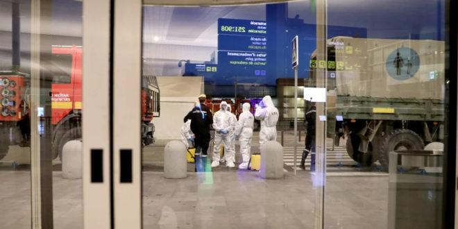 Преко хиљаду смртних случајева од коронавируса у Шпанији