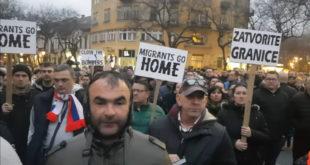 Суботица се умирити не може: Вучић нас вређа, а режим прима паре за мигранте (видео)