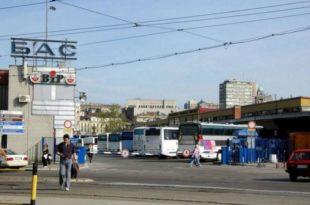 Са главне београдске аутобуске станице 470 полазака мање