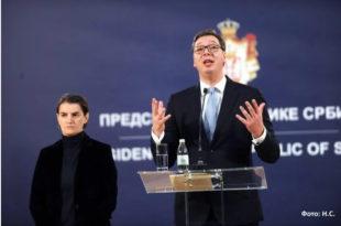 Србија је једино лидер у донацијама Албанији