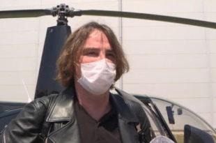 Војни синдикат Србије: Kо је дозволио Жељку Митровићу да слети хеликоптером у касарну у Новом Пазару?