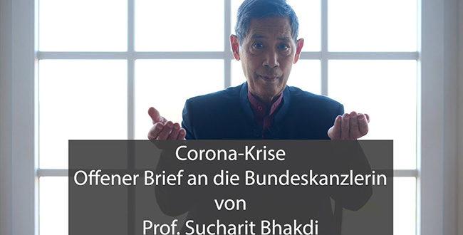 """Немачки микробиолог Сухарит Багди Меркеловој: Хитно преиспитајте """"рат"""" са Covid-19"""