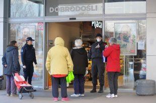 Продавнице за пензионере, уместо у недељу, ОТВОРЕНЕ СУТРА од 4.00 до 7.00 ујутру