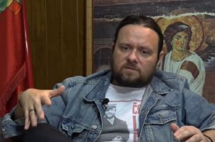 Марко Видојковић: Живимо у концентрационом логору