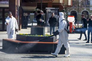 Мађарска поклонила Србији 200.000 маски и 10.000 заштитних одела