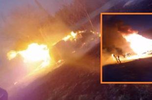 Мигрант запалио шупу и кућу у засеоку Столац код Мокре Горе (видео)