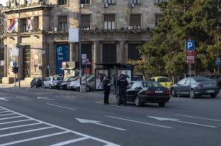 Србија је данас једина земља у Европи у којој почиње полицијски час каквог није било ни у време нациста!