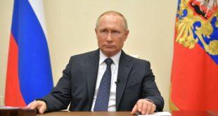 Путин указом свима у Русији цео април претворио у плаћене нерадне дане