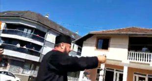 Чачак: Кад САТАНИСТИЧКИ РЕЖИМ народу забрани цркву, црква иде у народ! (видео)