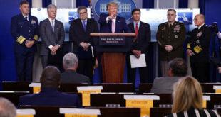 Трамп најавио велику војно-полицијску операцију против нарко картела у Западној хемисфери