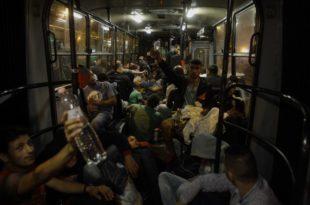 Нов талас миграната: Аустрија враћа одбијене азиланте из трећих земаља у Србију