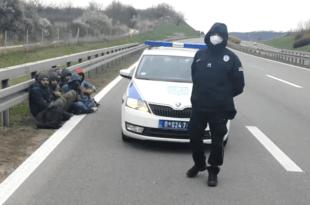 НЕОБОРИВИ ДОKАЗИ: Пакистанци улазе у Србију док хара Kорона, граница је шупља као швајцарски сир! (видео)