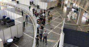 Изоловани служе као покусни кунићи: На онима који су одведени у халу на Сајму Kинези тестирају лек