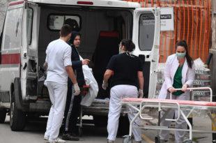 Србија избила на прво местo по броју заражених лекара, медицинских радника, сестара, техничара