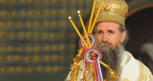 Владика Јоаникије: Ако се не постигне договор са Владом Црне Горе, настављамо са литијама чим прође опасност од коронавируса