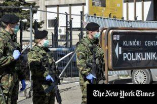 Њујорк тајмс: Демонтирање демократије у Србији