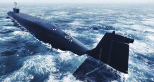 """Русија почела да тестира прву подморницу која ће носити оружје судњег дана """"Посејдон"""""""