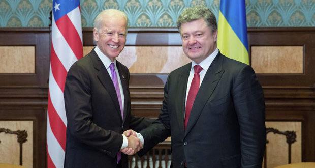 Велики СКАНДАЛ у Кијеву: Порошенко оптужен за националну издају, Џо Бајден управљао Украјином
