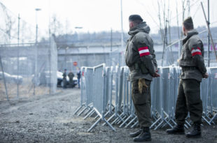 Аустрија на границама распоређује војску