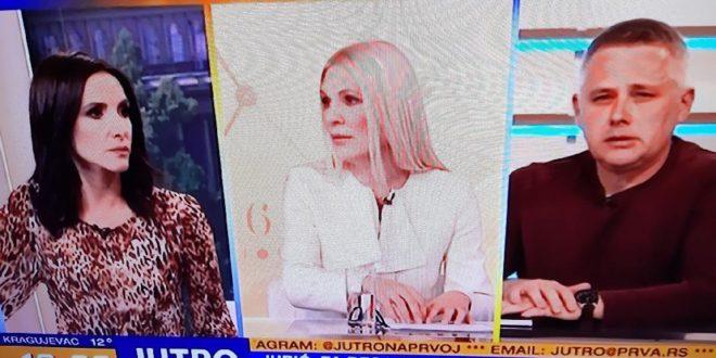 ПОЛУИДИОТ из МУП-а Биљана Поповић Ивковић пита оца убијеног детета где је он био док му је убица убијао дете?! (видео)