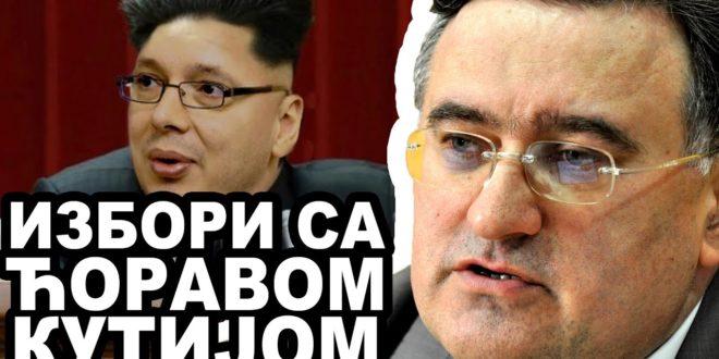 Ђорђе Вукадиновић: Kо све чека да му чика Аца да бону на изборима? (видео)