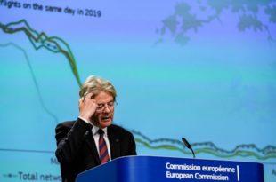 Европска комисија предвиђа рецесију историјских размера