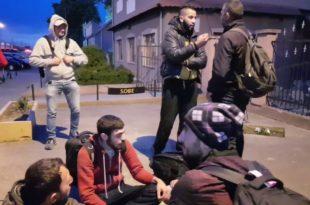 Шид: Емигранти све преплавили, шокантна сведочења (видео)