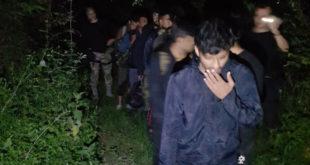 Зауставили 91 мигранта: Све више посла за зворничку полицију због прелазака илегалаца из Србије