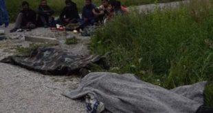 Велики сукоб миграната код Цазина: Више погинулих и повређених, коришћено хладно оружје (видео)