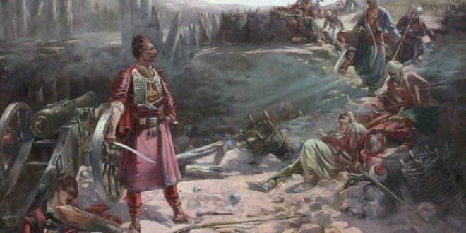 На данашњи дан 1815. на брду Љубић код Чачка Срби до ногу потукли троструко јачу турску војску