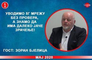 ИНТЕРВЈУ: Зоран Бјелица - Уводимо 5г мрежу без провера, а знамо да има јако зрачење! (видео)