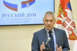 Боцан-Харченко: Правично решење косовског питања могуће само на основу Резолуције 1244