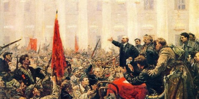 Ко је заузео власт у Русиjи? Духовни извори руске револуције