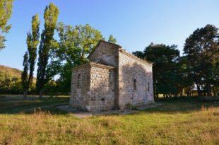 САМОДРЕЖA: Данило умро мајци на рукама испред цркве где су се причестили косовски јунаци
