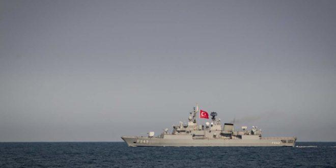 Испред обала Либије замало дошло до ватреног окршаја фрегата Турске и Француске