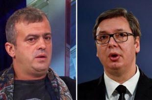 Вучић: Сергеј Трифуновић и ПСГ сигурно улазе у парламент