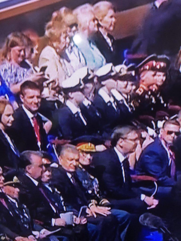 СКАНДАЛ! Шта тражи Андреј Вучић кога повезују са нарко мафијом у државној делегацији Србије у Москви?! (фото)