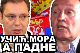 САМО ВУЧИЋЕВ ПАД МОЖЕ ДА СПРЕЧИ КАТАСТРОФУ: Ево шта чека Србију у октобру (видео)