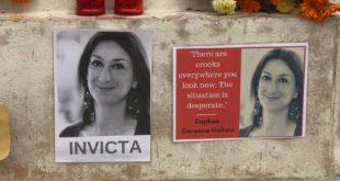 Неко је из Црне Горе платио убиство малтешке новинарке Дафне Галиције коју су дигли у ваздух
