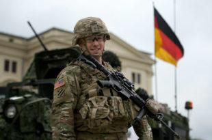 Der Spiegel: Пентагон ће до јесени из Немачке повући до 15.000 америчких војника