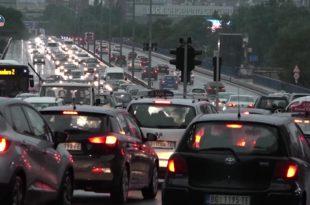 Поново колапс на улицама Београда