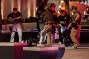 Терористички напади на полицију широм САД (видео)