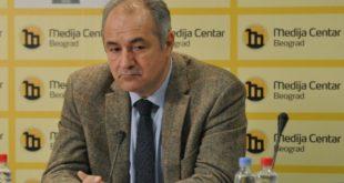 Професор Мило Ломпар одбио кандидатуру за члана Српске академије наука и уметности