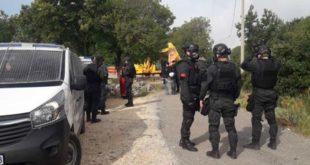 Милови сатанисти срушили конак манастира Светог Василија код Улциња (фото, видео)