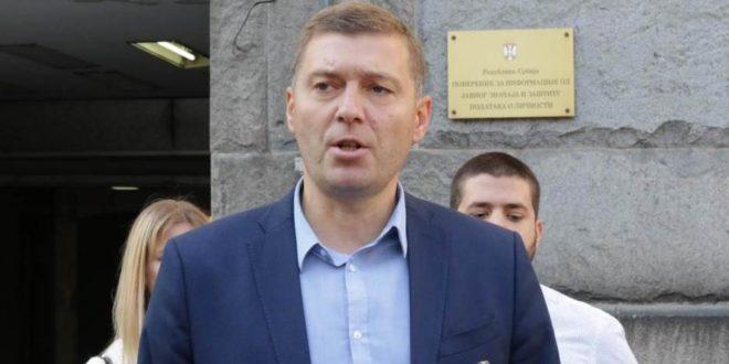 Зеленовић: Избори за Шабац поништени - имамо доказе за више од 100 случајева куповине гласова