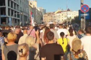 Видовдански крсни ход - Београд 2020. (видео)